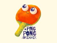 Ping-pong dreamer
