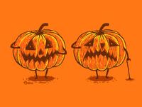 Pumpkin stage