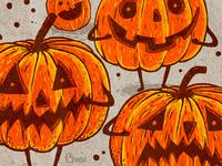 Halloween phases
