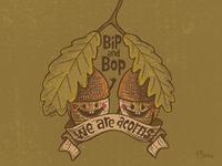 Bip&Bop in brown :)