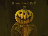 Hi, my name is Hall! (UPD)
