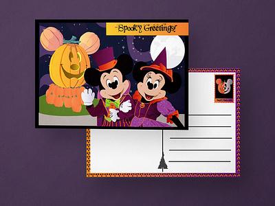 Bucket List Postcards postcard design illustrator illustrations procreate postcard branding print design illustration design