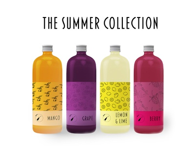 Cami Juice Marketing Campaign food packaging juice marketing agency marketing print packagingdesign packaging branding print design illustration design