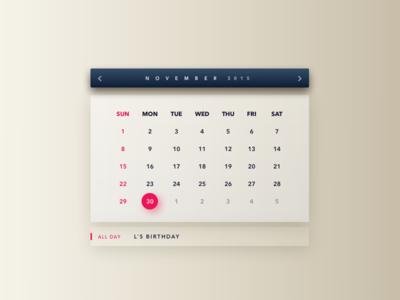 Calendar calendar 038 daily