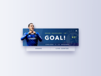 Goal Notification