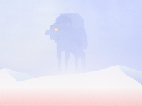 Somewhere on Hoth