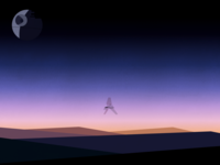Dawn Of Endor dawn death star endor star wars day star wars