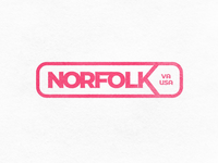 Norfolk Industrial Badge