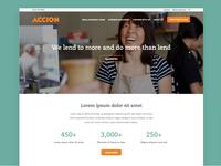 Accion :: Homepage