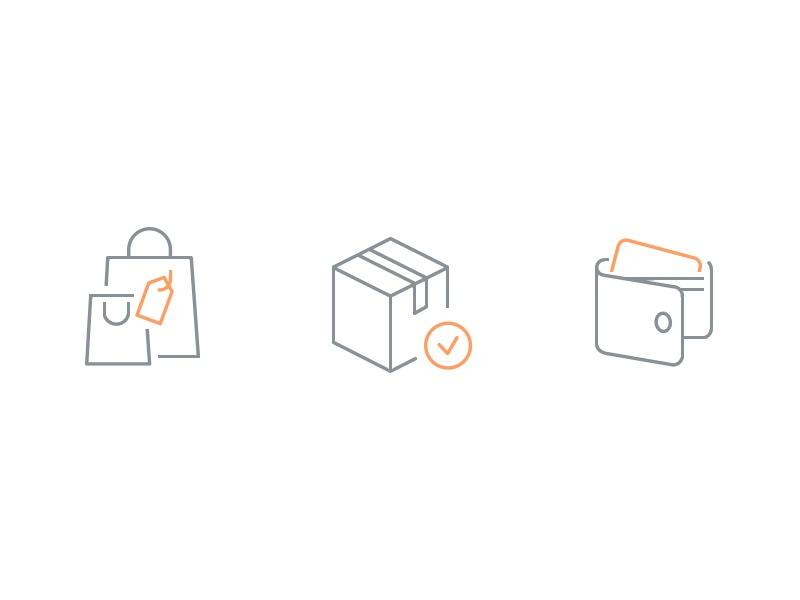 Free e commerce set of 80 icons delivery pricing money scherbik free clean icons icon e commerce