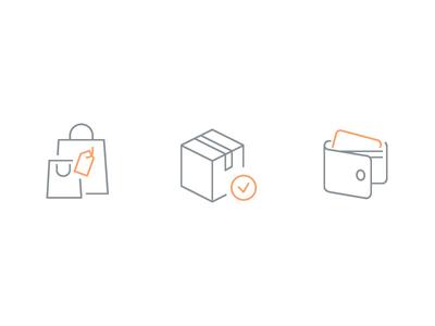 Free e commerce set of 80 icons