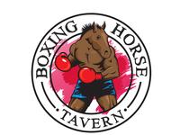 Boxing Horse Tavern Logo