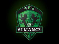 Alliance Soccer Logo