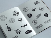 Pearl Street bar logo ideas