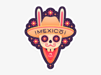 Country Stickers - Mexico