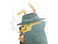 Special Agent Buns