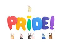 Pride Buns