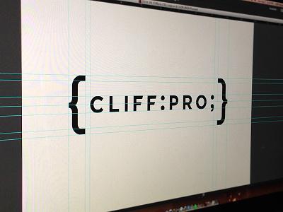 CSS Logo Concept logo branding css text