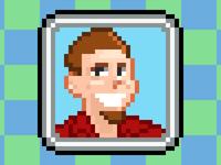 Self-Portrait in 16 Bits