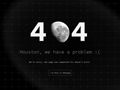 Page 404 🚨 debut dark future problem minimal web website not found ui error page 404
