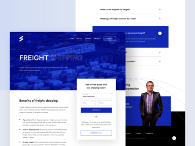 SPLY longtail landing page