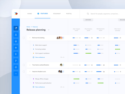 Dashboard micro interactions ae after effects product design product app animation dashboard ux ui