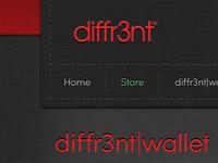 Diffr3nt Wallet