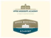 Upper Mississippi Academy Logo