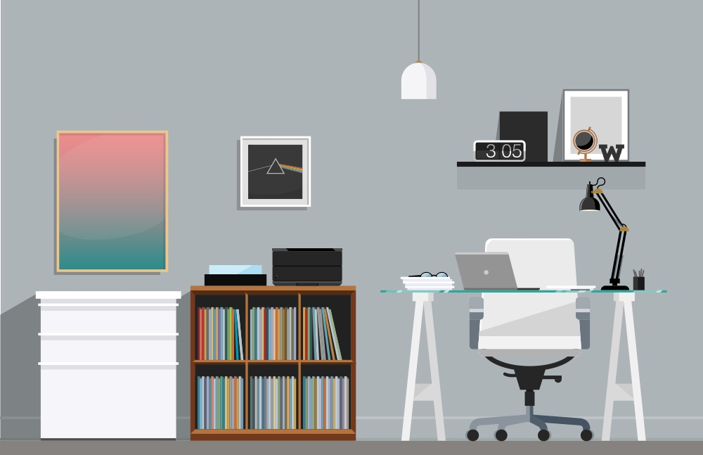 Soundfreaq home office