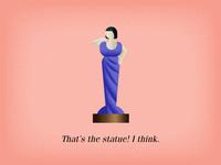 Seinfeld — The Statue