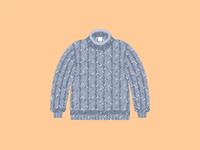 Seinfeld – Mohair Sweater