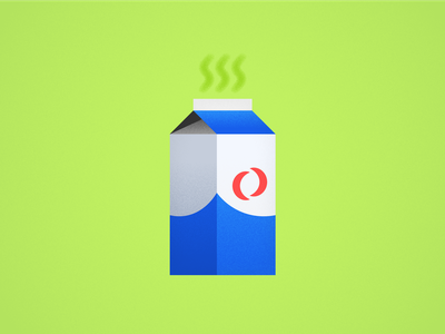 Seinfeld Icons — Spoiled Milk spoiled milk carton mik branding creative direction art direction print vector modern texture style seinfeld minimal art icons color geometric flat design illustration