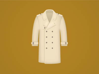 Seinfeld Icons — The Executive Coat