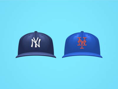 Seinfeld Icons — Yankees or Mets?