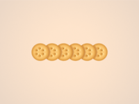 Seinfeld Icons — Ritz Crackers