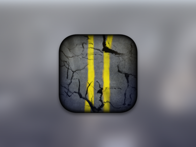 Quakes Icon earthquake iconography iphone ios