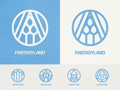 Magic Kingdom's Fantasyland Icon castle fantasy themepark theme park design disney magic kingdom fantasyland symbolism symbol design symbol icon icon design iconography icon symbol walt disney world