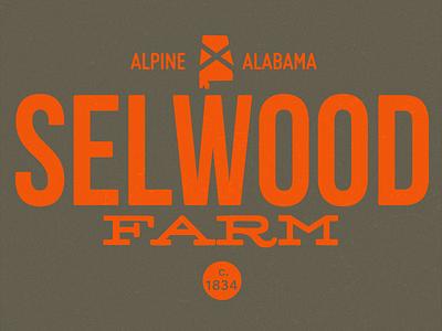 Selwood Farm Logo logo