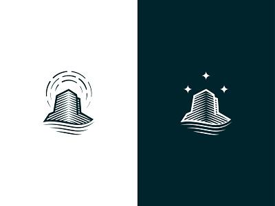 Desert Mountain outdoors mark branding design vector mountain logo mountain icon identity design identity chris bliss logo