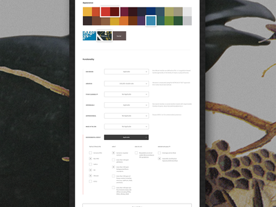 Healthcare Textiles (unused concept) healthcare herman miller maharam textiles design neocon 2014 colors selector
