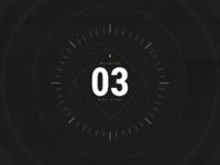 Countdown dribbble