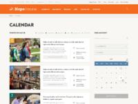 7b calendar dateselected