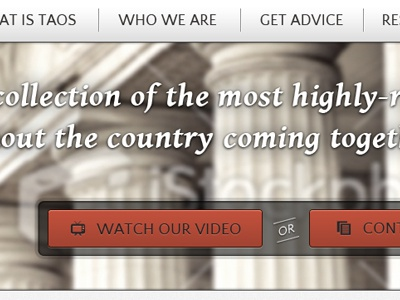 Lawfirm Home Page - In Progress law lawfirm lawyer corporate call to action homepage home page web ui