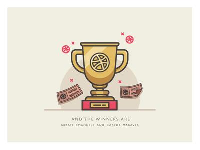 Lucky Invite Winners