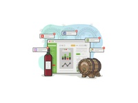 Client Wine Dashboard