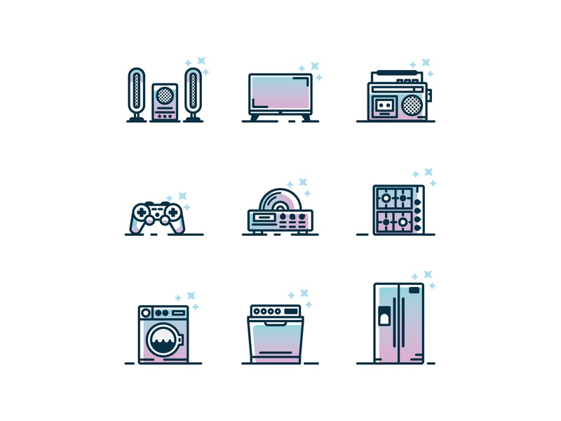 Home insurance icons insurance company precious outline icon outline icons set branding flat home home appliances ui illustration icon flat-design minimal