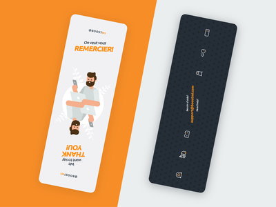Bookmark / Insert bookmark print