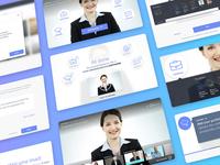 Impressview UX/UI design