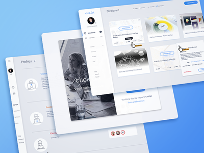 Dashboard - Web App Design