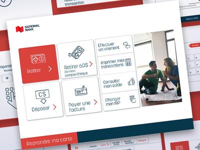 New ATM app -  National Bank